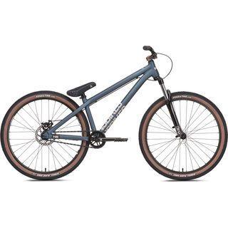 *** 2. Wahl *** NS Bikes Movement 3 2019, steelblue - Dirtbike | Größe Unisize