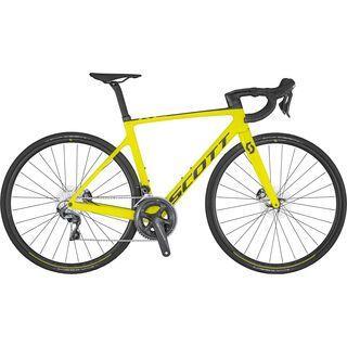 Scott Addict RC 30 2020, yellow - Rennrad