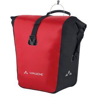 Vaude Aqua Back, red/black - Fahrradtasche