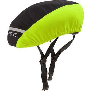 Gore Wear C3 Gore-Tex Helmüberzug black/neon yellow