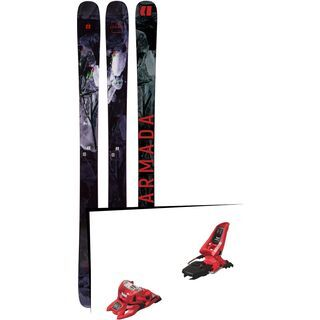 Set: Armada Arw 96 2019 + Marker Squire 11 ID red
