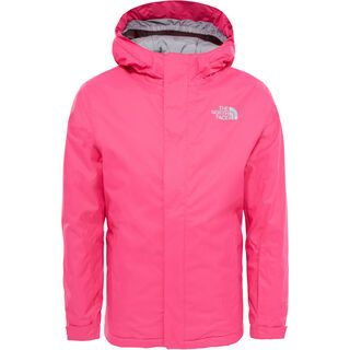 The North Face Youth Snow Quest Jacket, petticoat pink - Skijacke