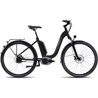 Ghost Andasol Wave 9 2016, black - E-Bike