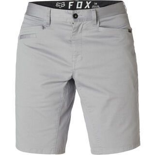 Fox Stretch Chino Short, steel grey - Shorts