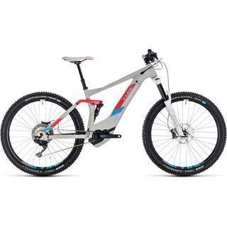 Cube Sting Hybrid 140 SL 500 27.5 2018, team ws - E-Bike