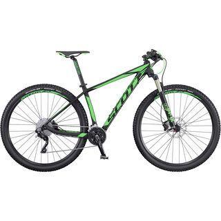 Scott Scale 750 2016, black/green - Mountainbike