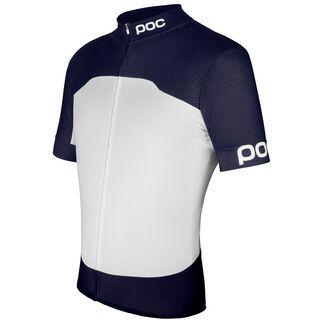 POC Raceday Climber Jersey, black hydrogen white - Radtrikot