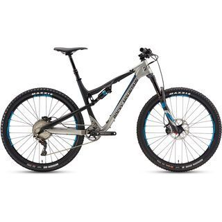 Rocky Mountain Thunderbolt 790 MSL BC Edition 2017, grey/black - Mountainbike