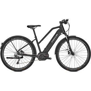 Focus Planet² 6.8 Trapeze 2019, black - E-Bike
