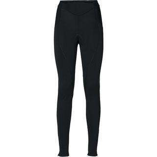 Vaude Women's Advanced Warm Pants II, black - Radhose