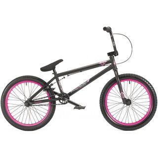 WeThePeople Justice 2013, schwarz-pink - BMX Rad