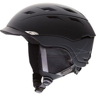 Smith Variance, Matte Black - Snowboardhelm