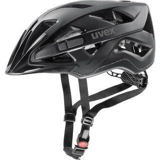 uvex active cc, black mat - Fahrradhelm