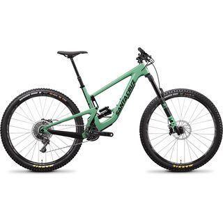 Santa Cruz Megatower CC X01 Air 2019, green - Mountainbike