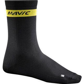 Mavic Cosmic High Sock, black - Radsocken