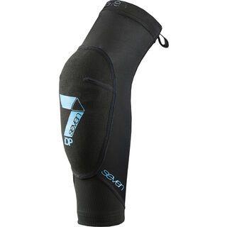 7iDP Transition Elbow Pads black/blue