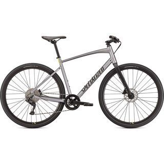Specialized Sirrus X 3.0 flake silver/ice yellow/black 2021