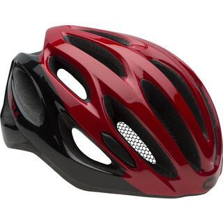 Bell Draft, red black repose - Fahrradhelm
