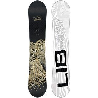 Lib Tech Skate Banana Wide 2019, wood - Snowboard