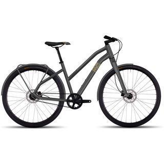 *** 2. Wahl *** Ghost Square Urban 3 W 2017, grey/black - Urbanbike   Größe M // 52 cm