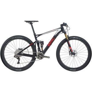 BMC Fourstroke 01 XTR Di2 2017, black - Mountainbike