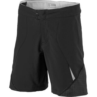 Scott Womens Shadow ls/fit Shorts, black - Radhose