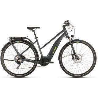 Cube Touring Hybrid EXC Trapeze 2020, iridium´n´green - E-Bike