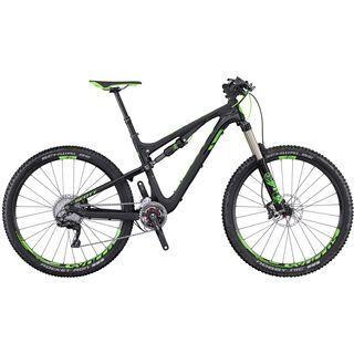 Scott Genius 710 2016, black/green - Mountainbike