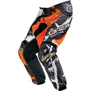 ONeal Element Pants Shocker, black/orange - Radhose