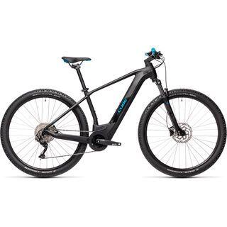 Cube Reaction Hybrid ONE 500 29 2021, black´n´blue - E-Bike