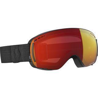 Scott LCG Compact inkl. WS, black/Lens: enhancer red chrome - Skibrille