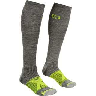 Ortovox Merino Tour Compression Socks M, grey blend - Socken