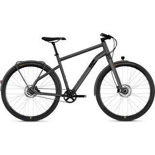 *** 2. Wahl *** Ghost Square Urban X 7.8 AL 2019, gray/black - Urbanbike | Größe L // 57 cm