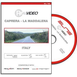 Elite DVD für RealAxiom und RealPower - Caprera-La Maddalena - DVD