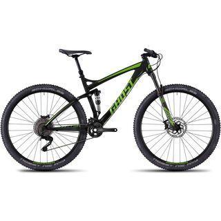 Ghost AMR 4 2016, black/green - Mountainbike