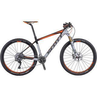 Scott Scale 700 Premium 2016, grey/black/orange - Mountainbike