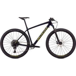 Specialized Epic HT Comp 2019, blue tint carbon/ion - Mountainbike