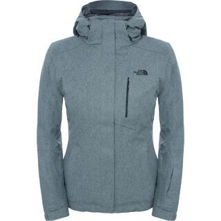 The North Face Womens Ravina Jacket, medium grey heather - Skijacke