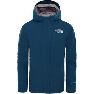 The North Face Youth Snow Quest Jacket, blue wing teal - Skijacke
