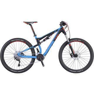 Scott Genius 750 2016, blue/black/red - Mountainbike
