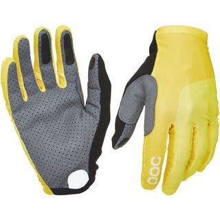POC Essential Mesh Glove, sulphite yellow - Fahrradhandschuhe