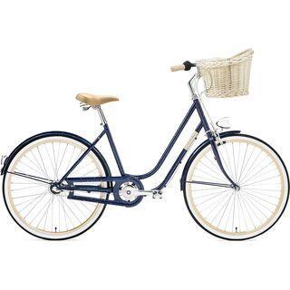 Creme Cycles Molly 2019, marine - Cityrad