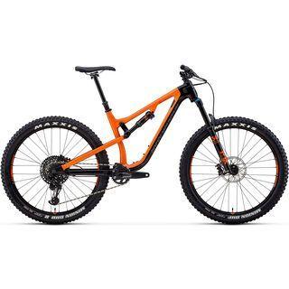 Rocky Mountain Pipeline Carbon 50 2018, black/orange/smoke - Mountainbike