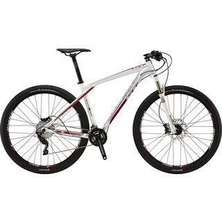 GT Zaskar Carbon 9R Expert 29 2015, white - Mountainbike