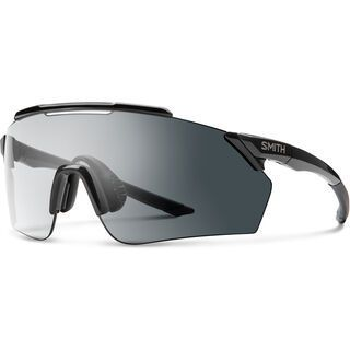 Smith Ruckus Photochromic + WS, black/Lens: clear to gray - Sportbrille