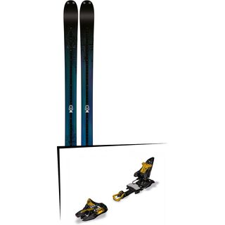 Set: K2 SKI Shreditor 92 2016 + Marker Kingpin 10 (1289300)