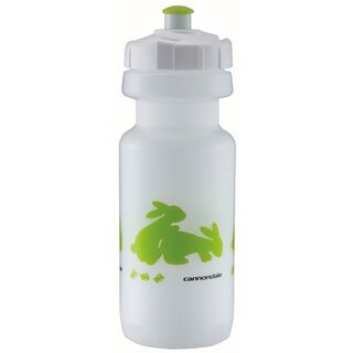 Cannondale Bottle Bunnies, clear - Trinkflasche