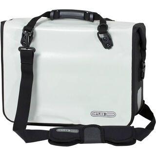 Ortlieb Office-Bag QL3.1 L, white-black - Fahrradtasche