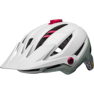 Bell Sixer Joy Ride MIPS, white/cherry - Fahrradhelm