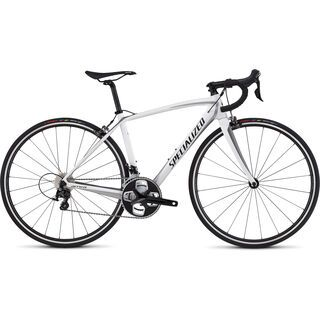 Specialized Amira SL4 Sport 2016, white/charcoal/silver - Rennrad